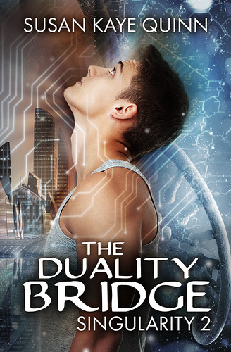 Cover Reveal + #Giveaway: The Duality Bridge by Susan Kaye Quinn