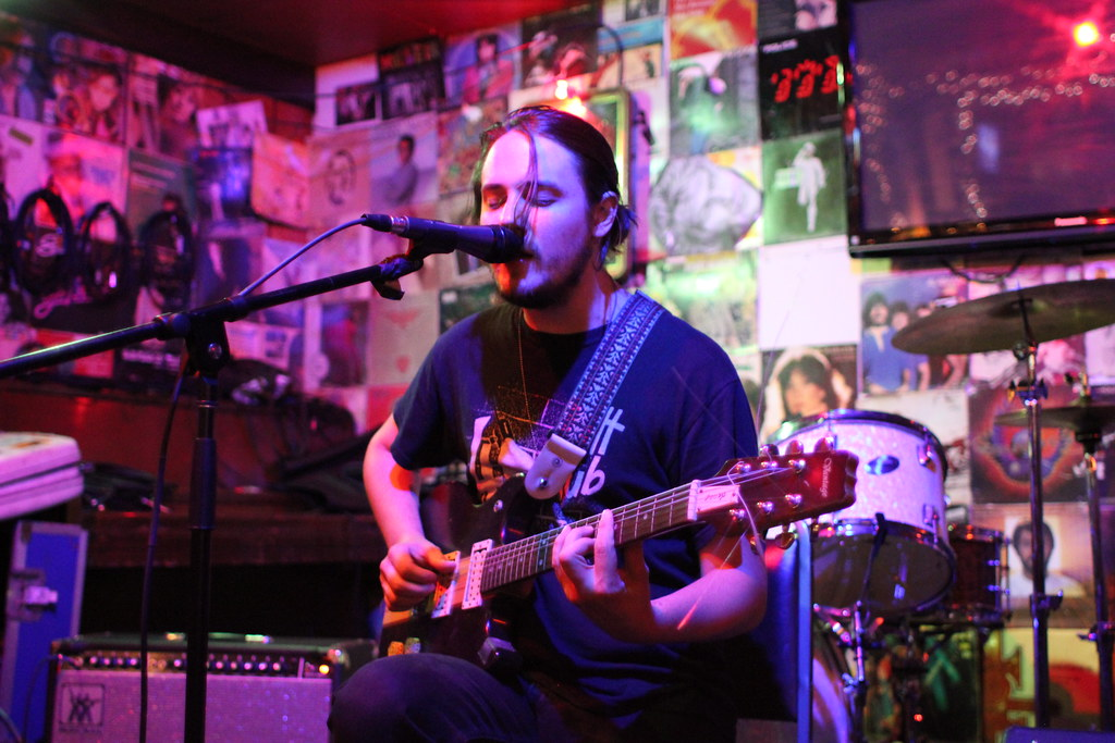 Thick Paint at O'Leaver's | 6/24/2015