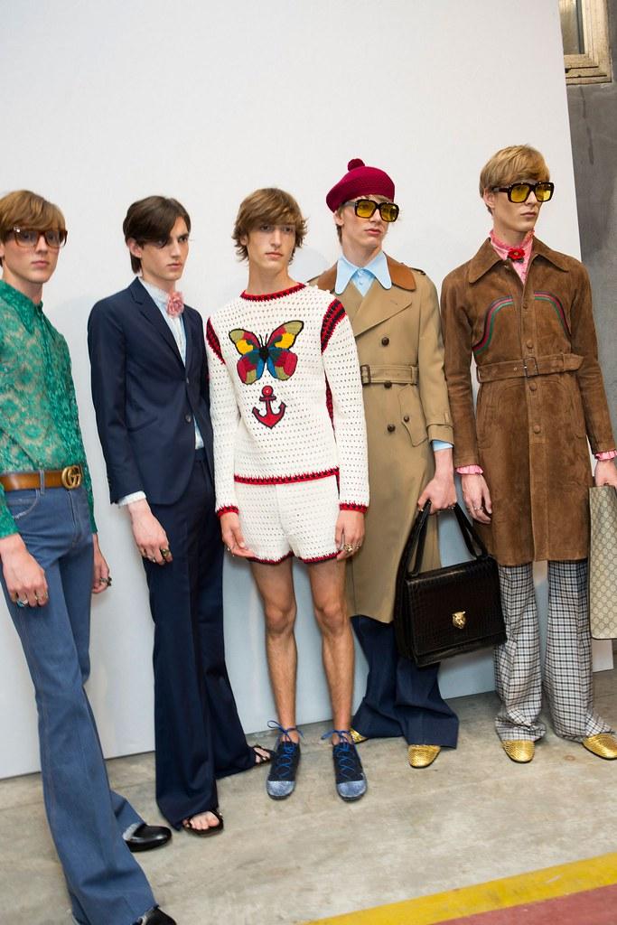 SS16 Milan Gucci265_Ned Barton, Alfons Miari, Tim Dibble, Erik Van Gils, Sven de Vries(fashionising.com)