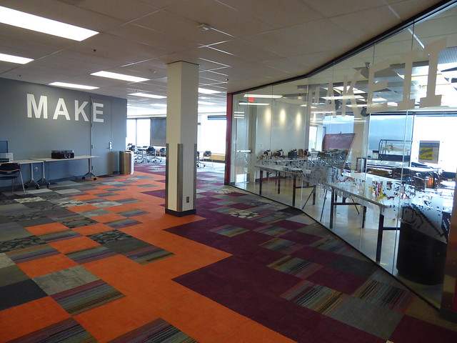 make - Library 21C, CO