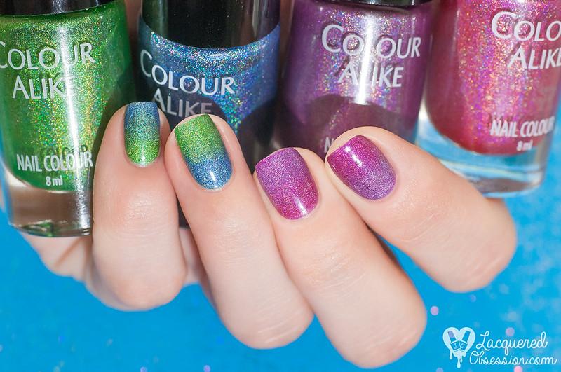 Colour Alike - Bright Holo