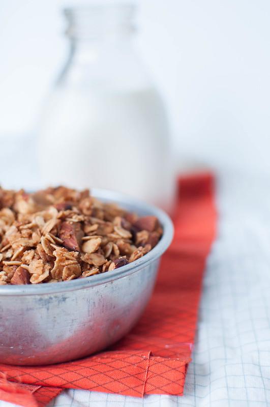 Coconut Granola 4