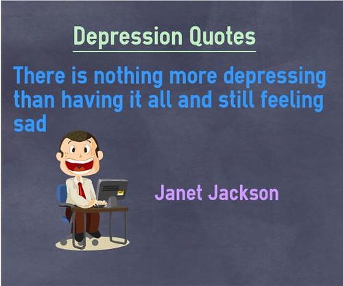 Sad Quotes About Depression: Depression Quotes - More Depressing And Feeling Sad