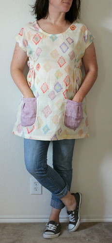 july 10 dottie angel in nani iro front | by wandering spirit designs
