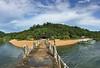 Coron - Balinsasayaw Resort dock day