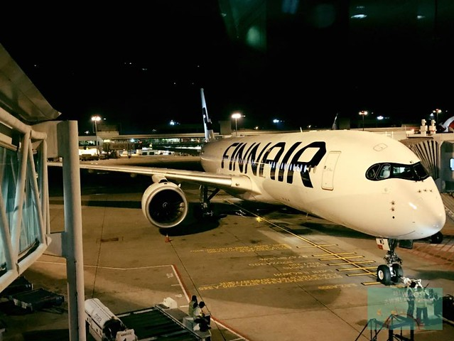 Finnair Busines A35001Airline Reviews