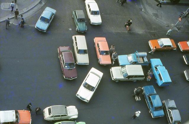 Verkehr im Iran