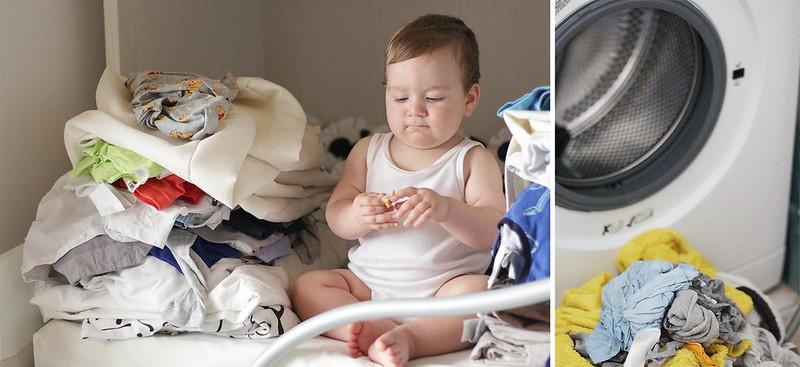I vestiti dei neonati