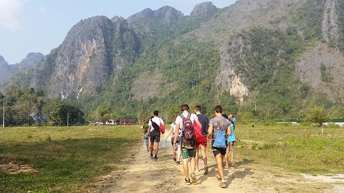 laos rock climb