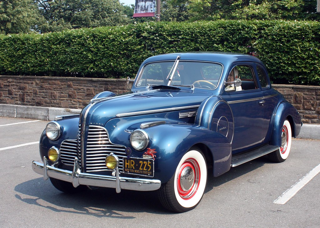 1944 Buick Coupe