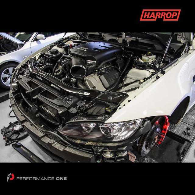Today, another @harropperformance TVS supercharged M3 is bornG_5331-2 instagram