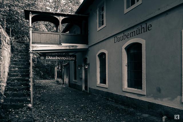 Daubemühle - Liebethaler Grund - Elbsandsteingebirge