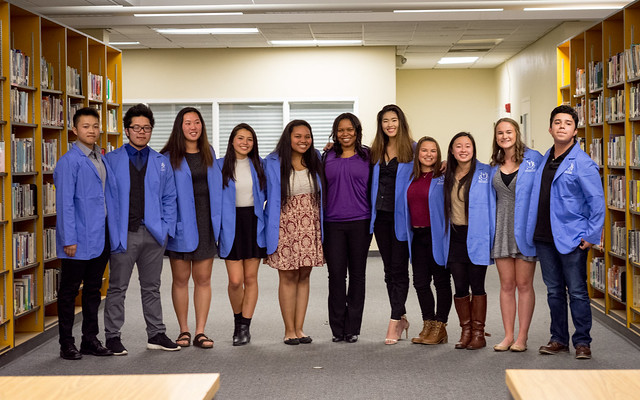 S. Alameda County FACES Blue Coat Ceremony 2017