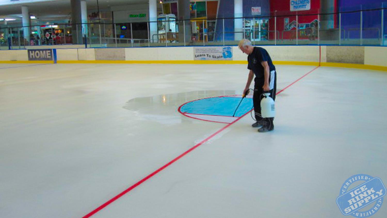 Coral Ridge Ice Arena - Iowa, USA