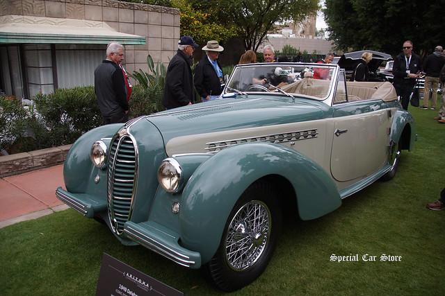 1949 Delahaye 155M