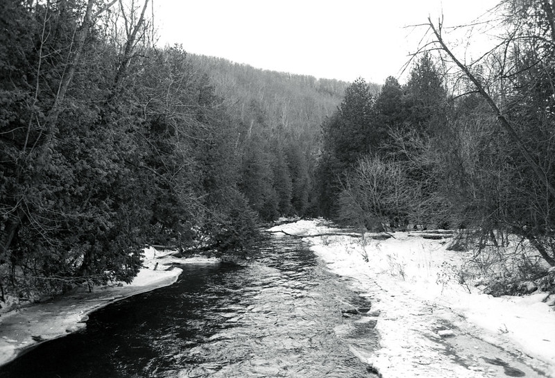 Credit River in Caledon