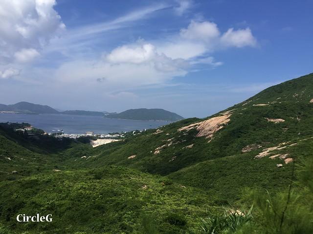 CIRCLEG 香港 遊記 筲簊灣 鶴咀 巴士 (9)