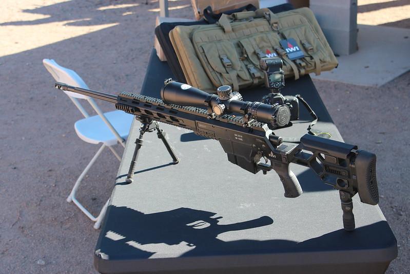 IWI .338 Lapua Tactical Sniper