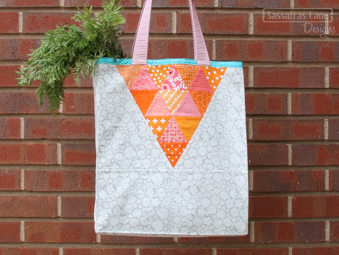 Teddy Tote - Sassafras Lane Designs