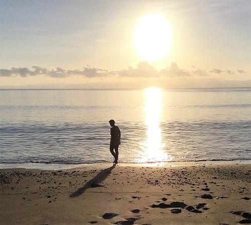 sunlit beach (2)
