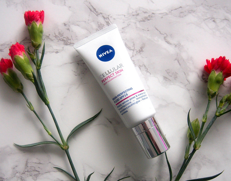 Nivea Cellural Perfect Skin Fluid SPF15