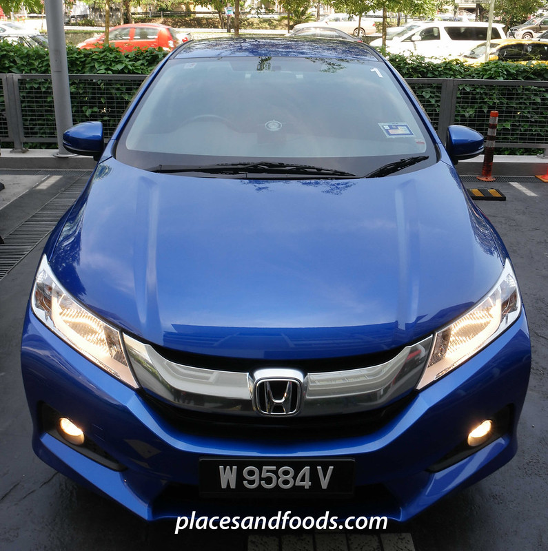 honda city 2015 front view