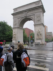 Washington Square Park North