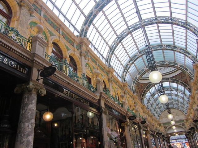 Victoria Arcade Leeds