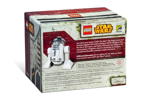 LEGO Star Wars Dagobah
