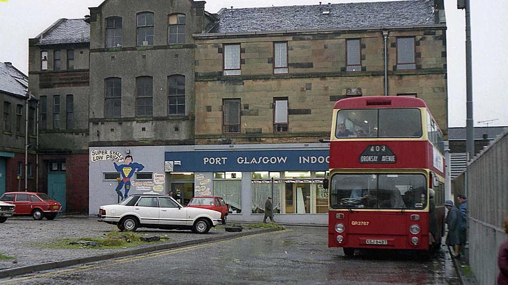 Port Glasgow  1983
