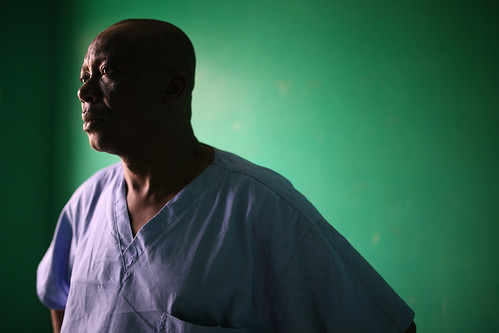 A portrait of Dr. Magnus | by World Bank Photo Collection