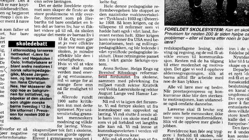 mosse jørgensen 1999