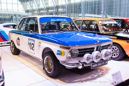 alpina bmw 2002 tii rally 1968 e10 2 0 liter 4. Black Bedroom Furniture Sets. Home Design Ideas