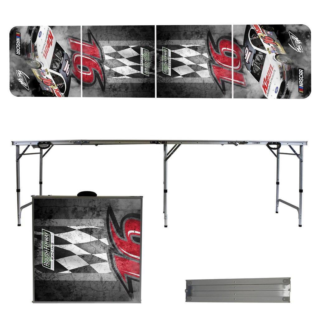GREG BIFFLE #16 Tailgating, Camping & Pong Table