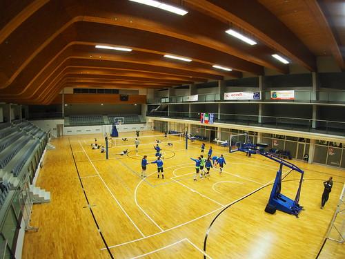 Amichevole Delta Informatica (TN) - VIVIgas Arena Volley