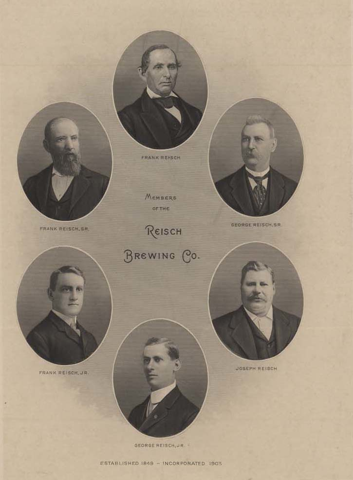 reisch-family-members