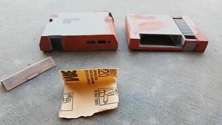 Finishing a Mini NES Case 13
