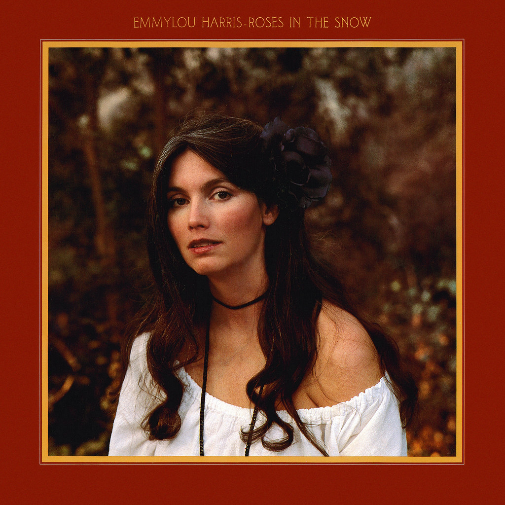 Emmylou Harris ‎– Roses In The Snow