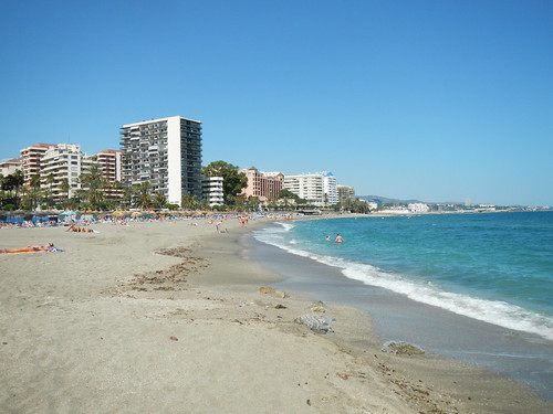 The Beaches of Marbella, Spain