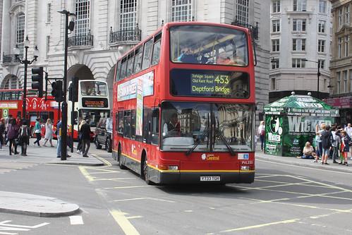 London Central PVL233 Y733TGH