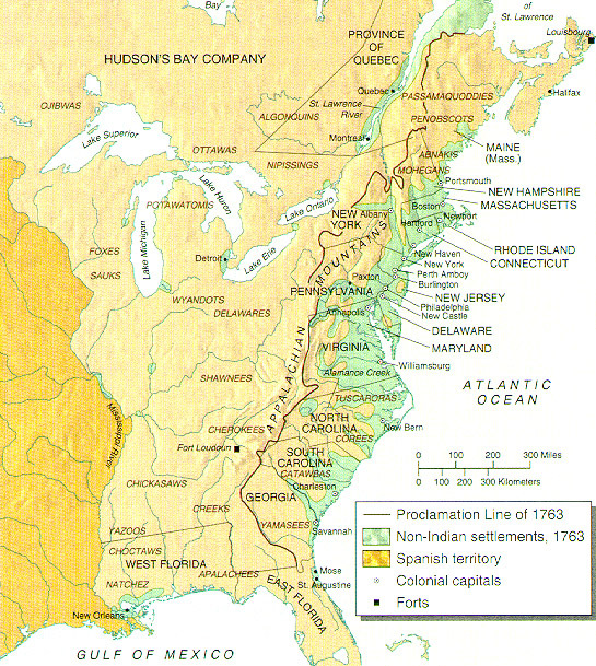 THIRTEEN-COLONIES