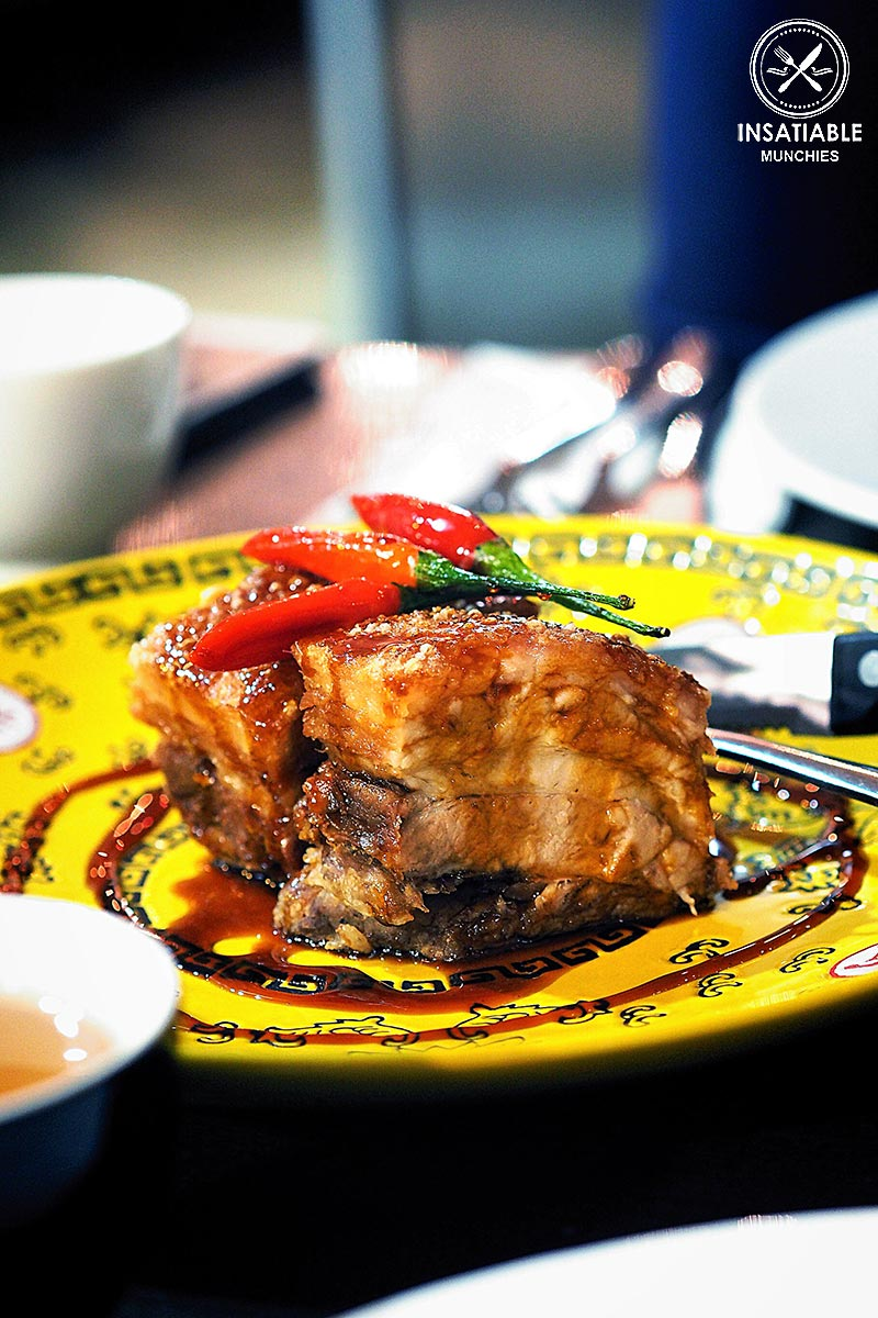 Review of the Tall Lemongrass, Crows Nest: Caramelised Pork Belly