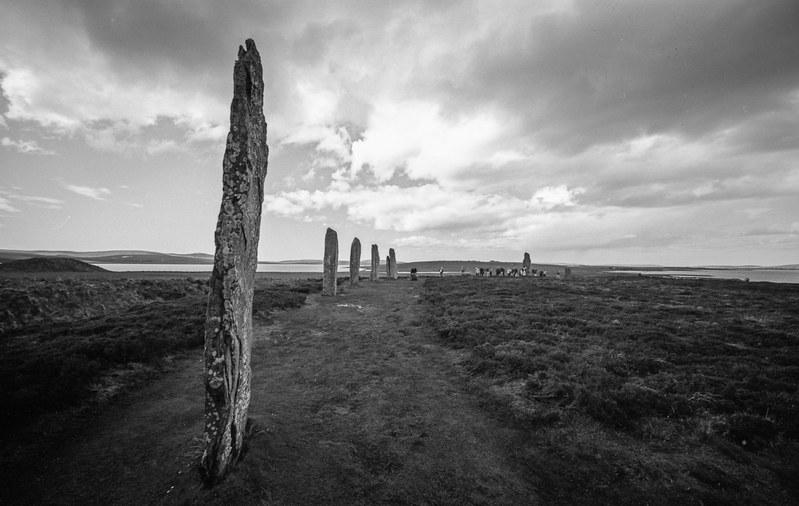 Stone Circles, Scotland