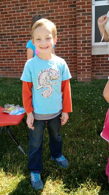 May 22 2015 Elden kindergarten day