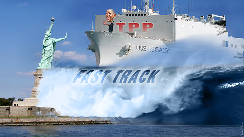 Barack Obama - TPP Legacy