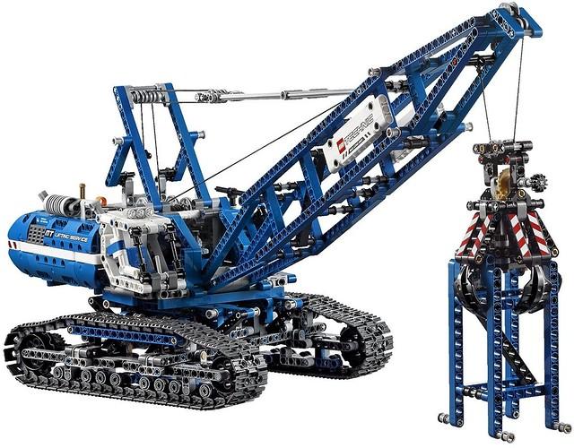 LEGO Technic 2015: 42042 - Crawler Crane