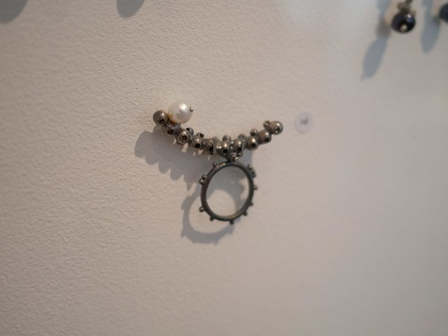 Glasgow School of Art - Jewellery Degree Show 2015 - 13 - Checkie Ieong