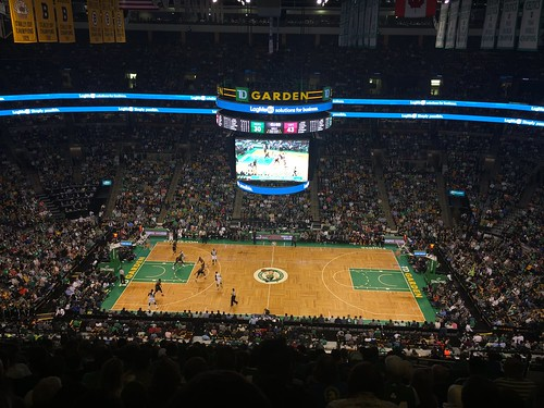 Cavs vs. Celtics