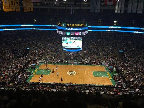 Cavs vs. Celtics