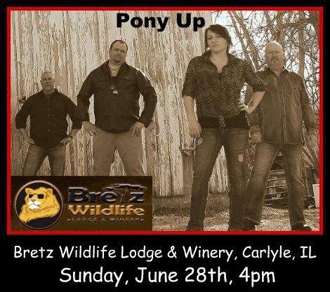 Pony Up 6-28-15